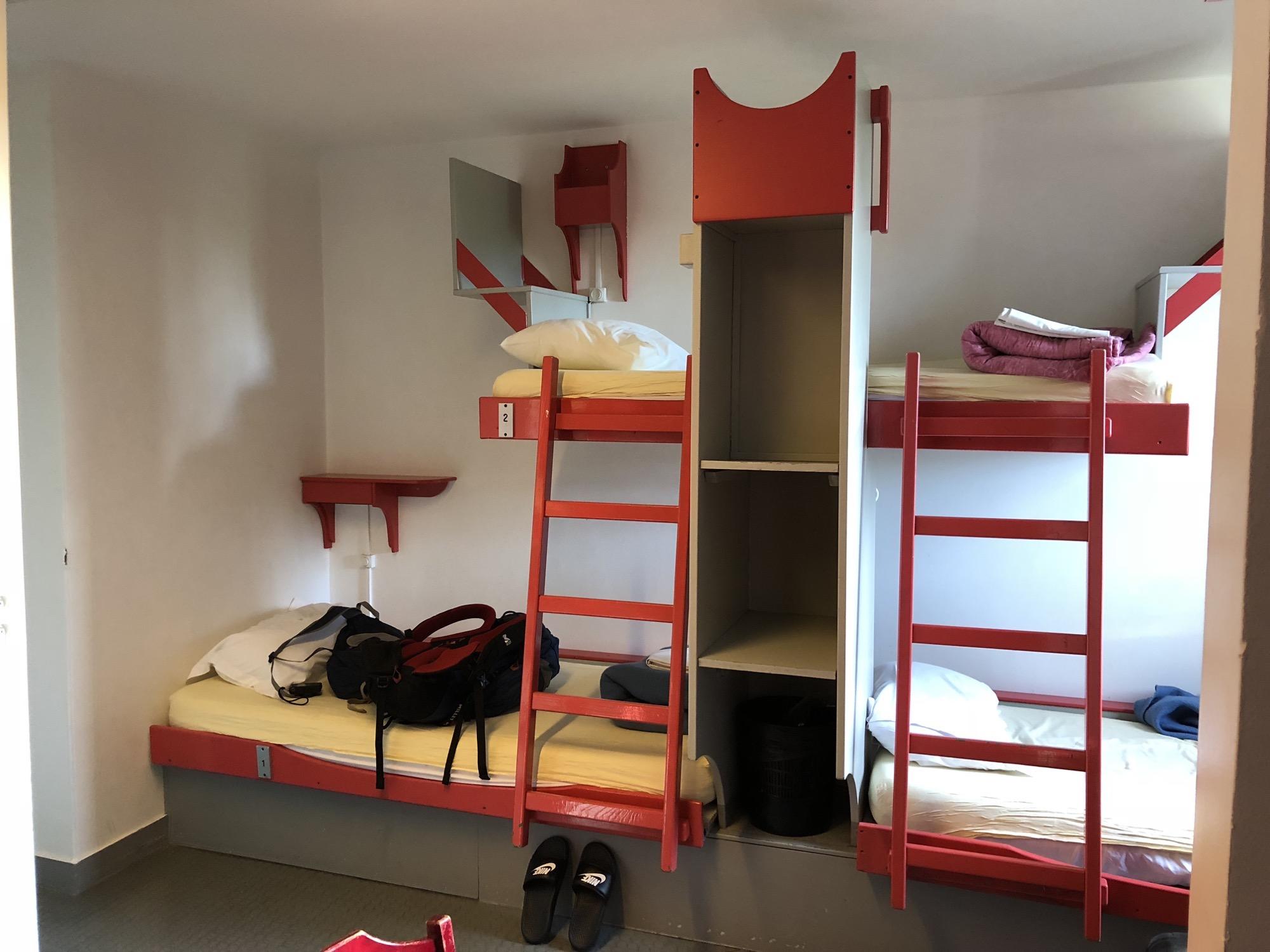 1808031 ホステルの部屋