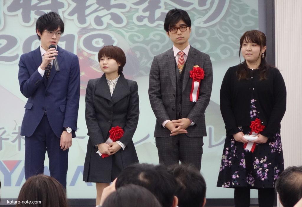YAMADAチャレンジ杯新春ペアマッチ
