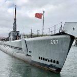 ボウフィン潜水艦